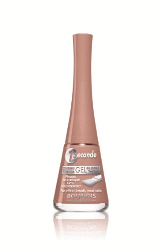 Bourjois 1 Seconde Nail Polish, Beige Distinction, 0.3 Ounce (Bourjois Nail)