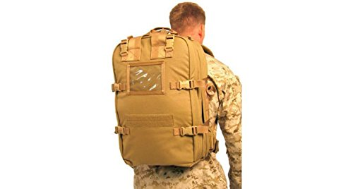 BLACKHAWK! S.T.O.M.P. II Medical Coverage Bag (Jumpable) - Coyote Tan