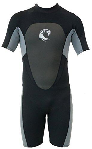 2mm Men's Extreme Wetsuits Shorty Springsuit - L