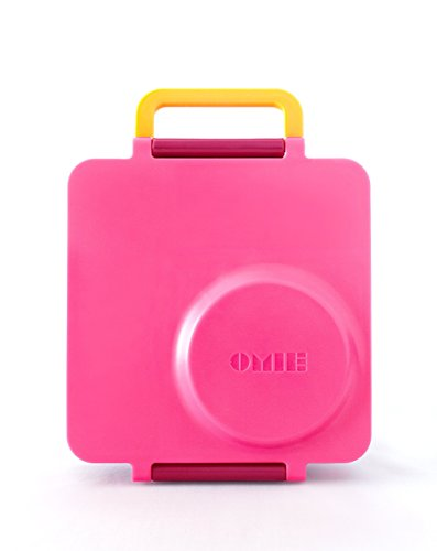 insulated lunch box bento kid thermos cooler container stainless steel pink f. Black Bedroom Furniture Sets. Home Design Ideas