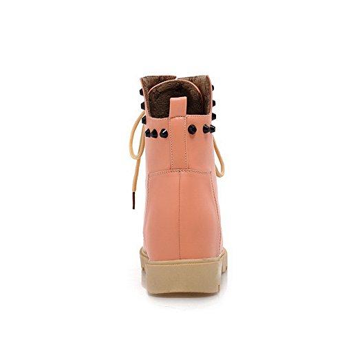 1TO9 Zapatilla Alta Mujer Rosa