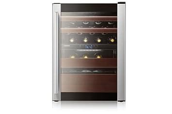 Samsung RW52DASS cantina vino Libera installazione Nero, Acciaio ...