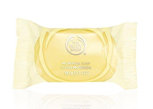 The Body Shop Moringa Soap 3.5 Ounces
