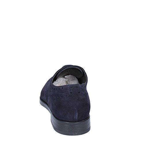 Classiche Uomo Blu FLIGHT TRIVER Shoe Camoscio Oxford A4ZPqn8