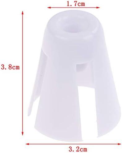 Onsinic 4pcs Set Durable Garnrolle Cone-Halter f/ür 644D 744D Overlock Overlock Sewing Zu