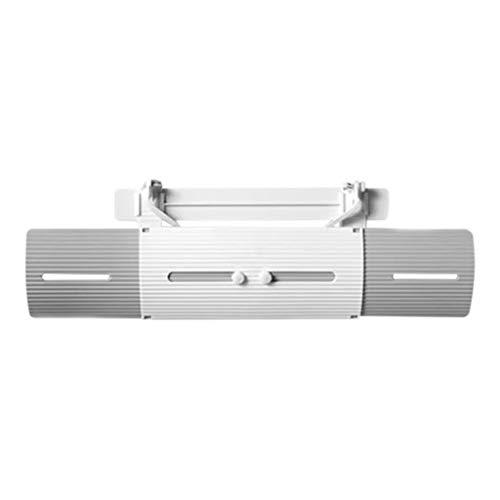 (Kiorc Acssential's Adjustable Air Conditioning Baffle Shield Conditioner Wind Shield)