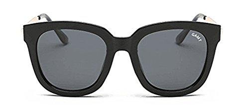 GAMT Retro HD Polarized Sunglasses Fashion Wayfarer Eyeglasses - Discount Eyeglass Lens Replacement