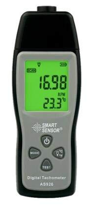 Rotational Speed Meter Digital Laser Photo Tachometer Speedometer photoelectric Tachometer 100~30000 RPM Tester for Car Motor