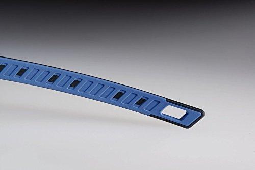 uvex i-works 9194 Unisex Brille EN 166 mit UV-Schutz Hardcase blau//klar Sonnenbrille Schutzbrille Sportbrille Arbeitsbrille Radbrille