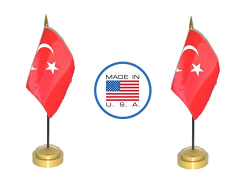 Made in The USA. 2 Turkey Rayon 4
