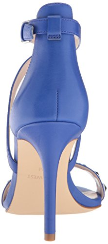 Blue Maziany West Nine Leather 25033501 Womens wx6Xqvg7