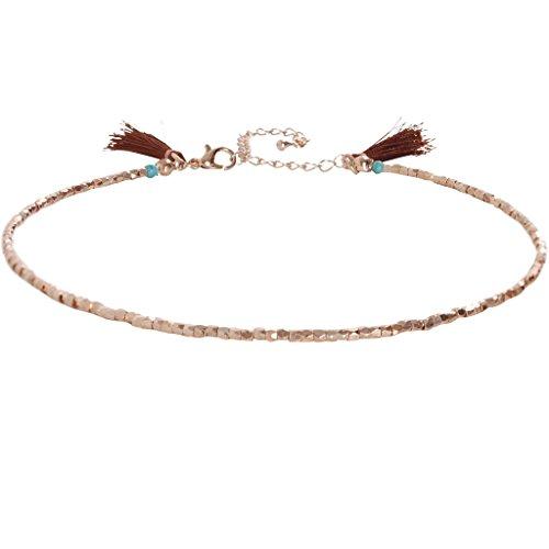 Sparkle Beaded Necklace - 4