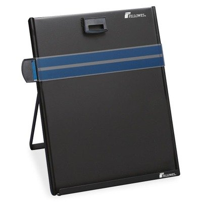 Fellowes Mfg. Co. Products - Metal Copyholder, Letter, 10-5/8