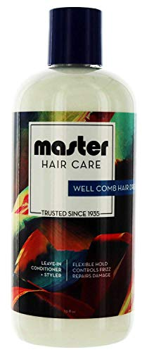 (Master Well Comb Conditioning Hair Dressing, 12)