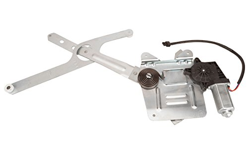 Regulator Window Blazer (AUTOPA 12543987 Front Left Power Window Regulator with Motor for Chevrolet)