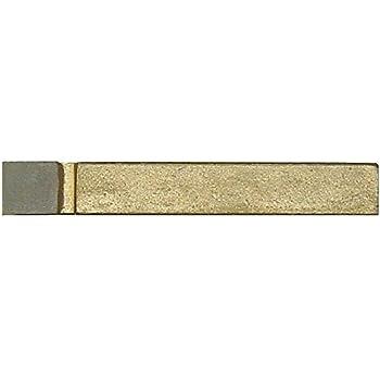 "C2 Carbide Tipped Tool Bit 1//2/"" 10 pieces BR8"