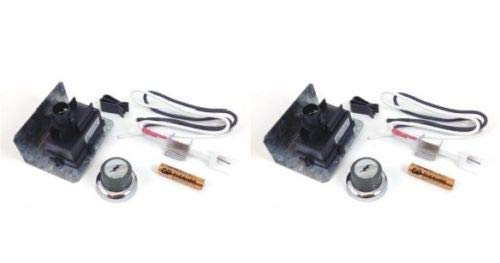 Weber Grill Replacement Igniter Kit 67847-2 PACK