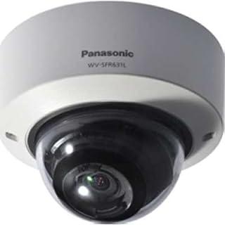 Panasonic WV-SFR631L Indoor Vandal Dome 1080 60P