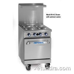 Imperial IR-4-E Electric Restaurant Range 24