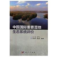 中国国际重要湿地生态系统评价