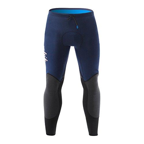 Zhik Microfleece V Pants Navy LG - Navy Blue Kite