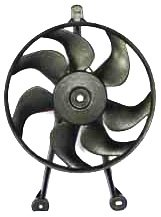 (TYC 600230 Cadillac Replacement Radiator Cooling Fan Assembly)