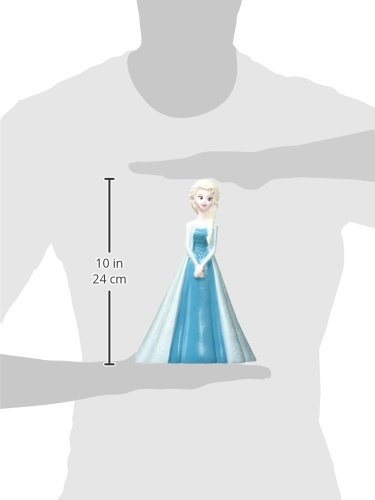 Peachtree Playthings Frozen Elsa Coin Bank Peachtree Playthings Inc 10737