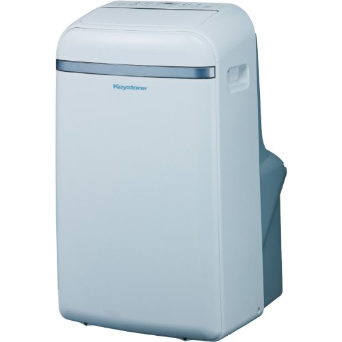 Keystone 14,000 BTU Portable Air Conditioner White KSTAP14B