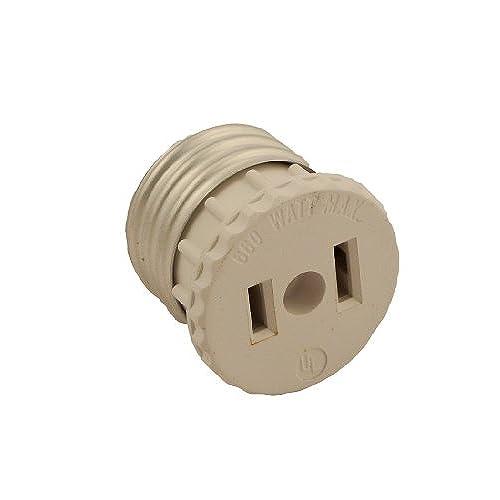 Light Socket To Plug Adapter: Amazon.com