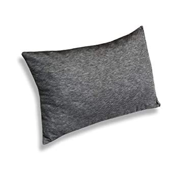Single Contour Memory Foam Pillow with Free Zipped and Washable Temperature Sens