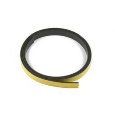 StickersLab - Nastro autoadesivo magnetico con calamita 10/30mm al metro - 10mm(1cm), 1 metro