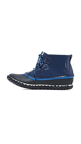 Nocturnal Women's SOREL Rain Boot Leather Snow About Out N Adqdwzr8