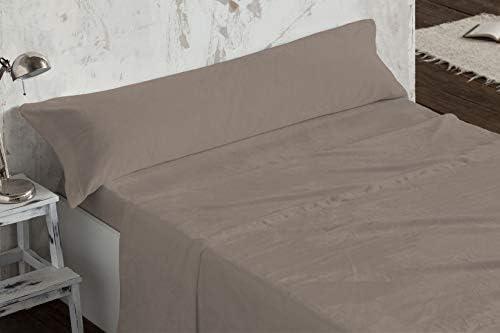 Burrito Blanco Juego de Sábanas Coralina 150 x 190200 cm