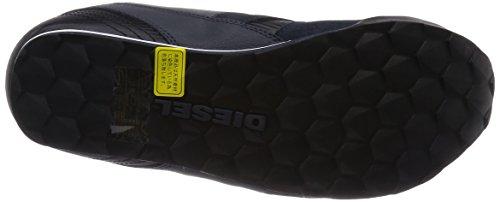 Diesel Y01167 E-dynagg P0614 Herren Sneaker Black/Grey Gargoyle/Ebony