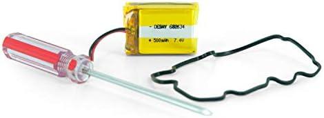 SportHunter 1825 BATTERIE 520mAh POUR Sportdog SD-3225 Transmitters