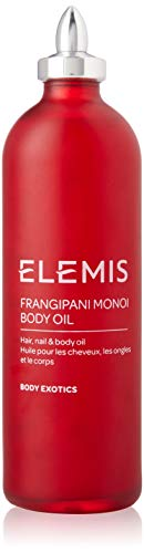ELEMIS Frangipani Monoi Body Oil - Hair, Nail, and Body Oil, 3.3 fl. oz.