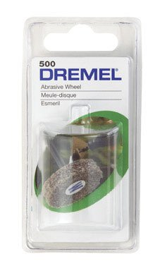 "Dremel 500 1"" Aluminum Oxide Abrasive Wheel"