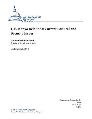 U.S.-Kenya Relations: Current Political and Security - Mall Westgate