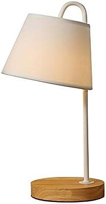 Dkdnjsk Elegante Y Simple Material De Madera Maciza 7W E14 ...