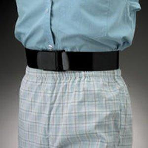 Posey E-Z Clean Economy Gait/Transfer Belt, Description: Standard Black, Dimensions: 60''L by Posey ()