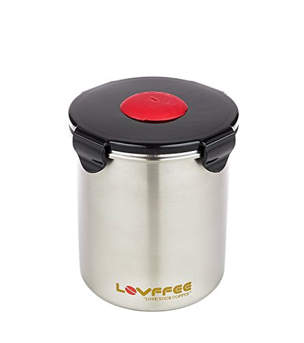 LOVFFEE Stainless Container Patented Airtight