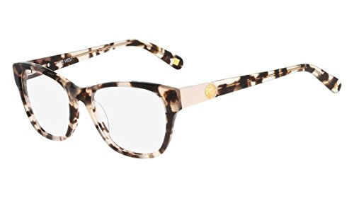Nine West Eyeglasses NW5080 291 Nude Tortoise 50 17 at Amazon Men\'s ...
