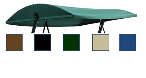Replacement Canopy for Garden swing 2/3 seater different sizes and styles available (195 x 125 Bu0026Q Black) Amazon.co.uk Garden u0026 Outdoors  sc 1 st  Amazon UK & Replacement Canopy for Garden swing 2/3 seater different sizes and ...