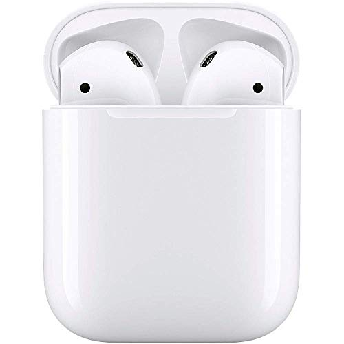 Apple MMEF2AM/A AirPods Wireless Bluetooth Headset for