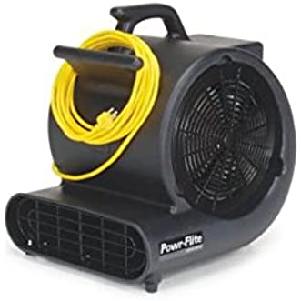 Powr-Flite PD750 Carpet Dryer/Air Mover, 3/4 hp