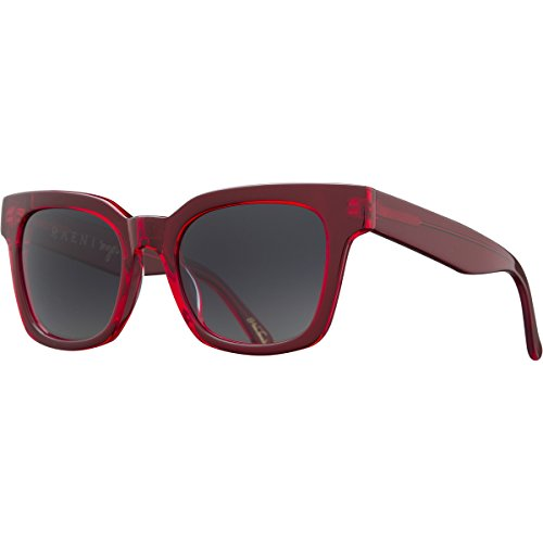 RAEN Optics Unisex Myer Red Crystal - Myer Sunglasses