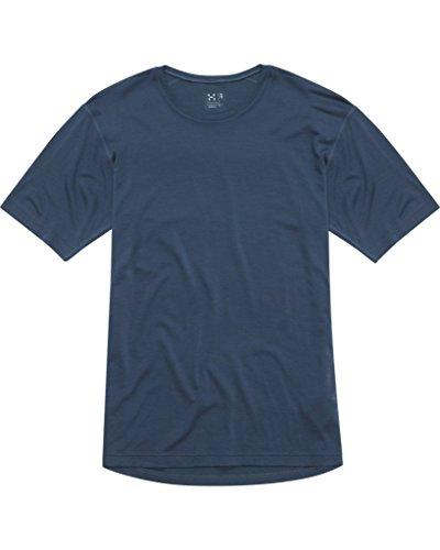 なんとなく復活させる入札Haglofs(ホグロフス) GULLY TEE MEN Tシャツ/カットソー 603190-161 メンズ