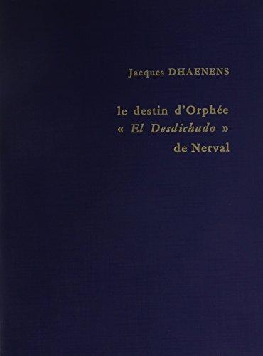 Le Destin D'orphee,