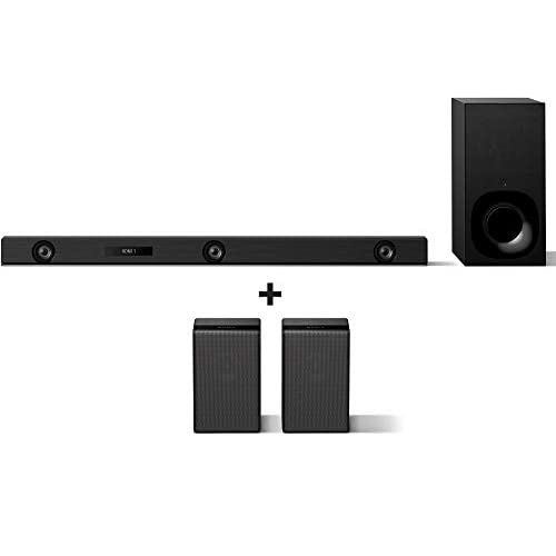 LD Sony HT Z9F Cinematic 5 1Ch Soundbar and Wireless Surround Speakers SA Z9R