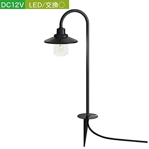 ガーデンライト ガーデンパスライト LED電球 電球色 12V ガーデンパスライト カントリー エクステリア照明 屋外 外灯 照明器具 おしゃれ B07CJQYCW8 16200